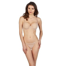 Le Mystere Le Mystere Second Skin Back Smoother Bra 5221