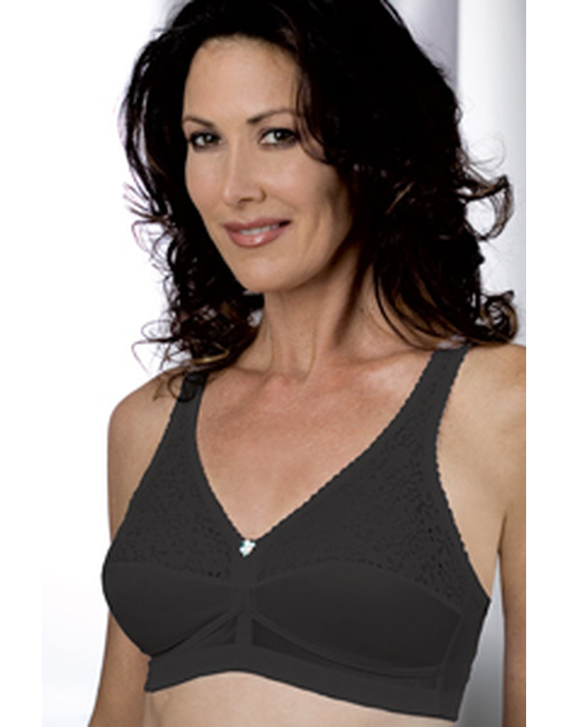 Jodee Jodee Celebration Mastectomy Bra 106 - 40C Black