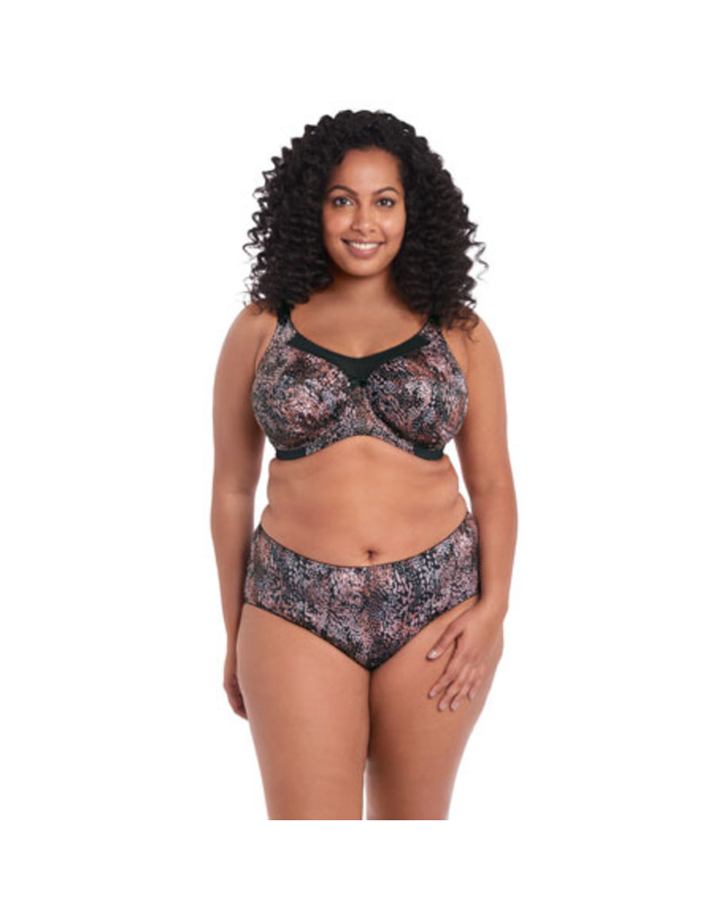 Goddess Goddess Kayla Side Support Bra 6162