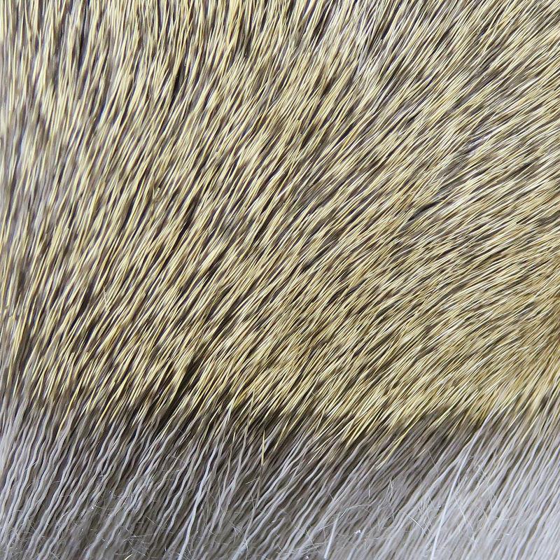 Hareline Dubbin Premo Deer Hair Strips