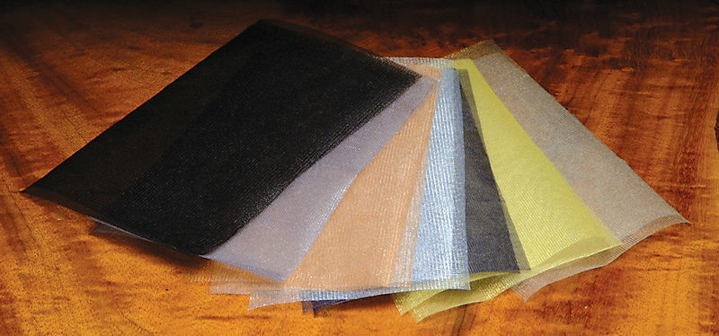 Hareline Dubbin No Fray Wing Wing Material