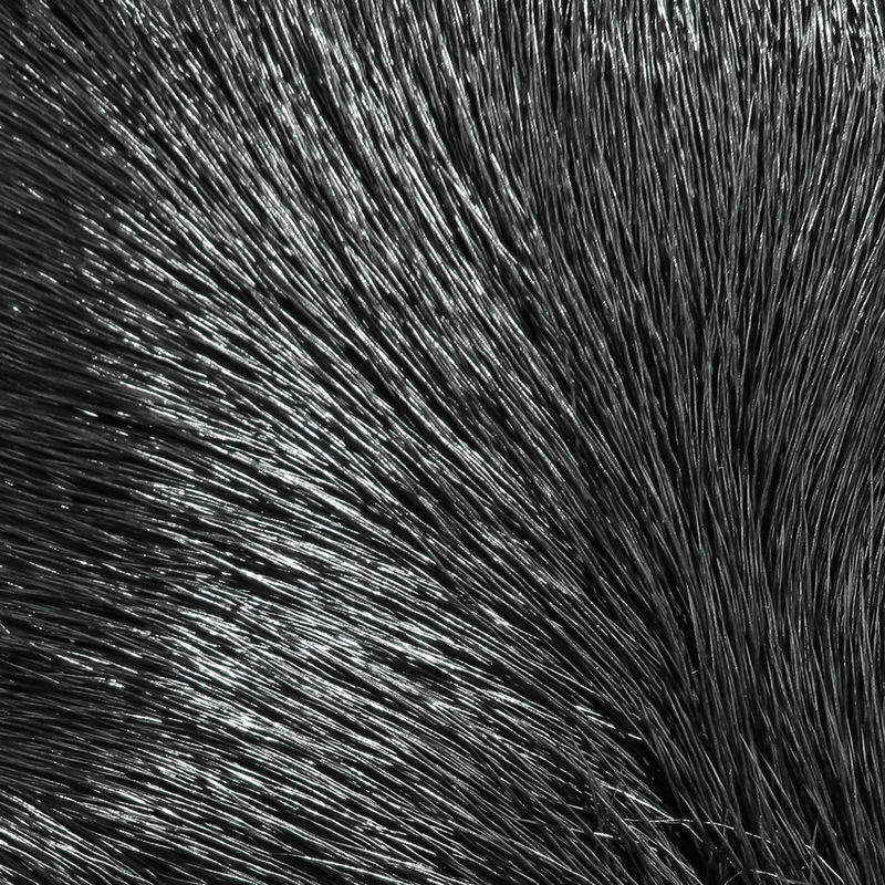 Wapsi Fly DEER HAIR SHORT/FINE, BLACK