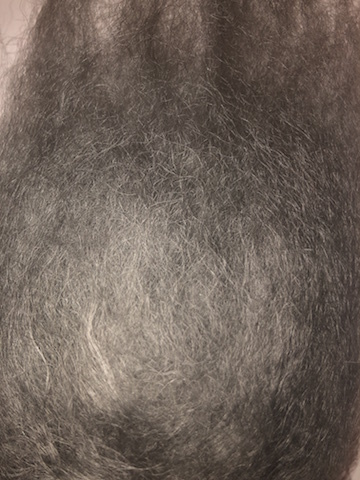 Hareline Dubbin Icelandic Sheep Hair