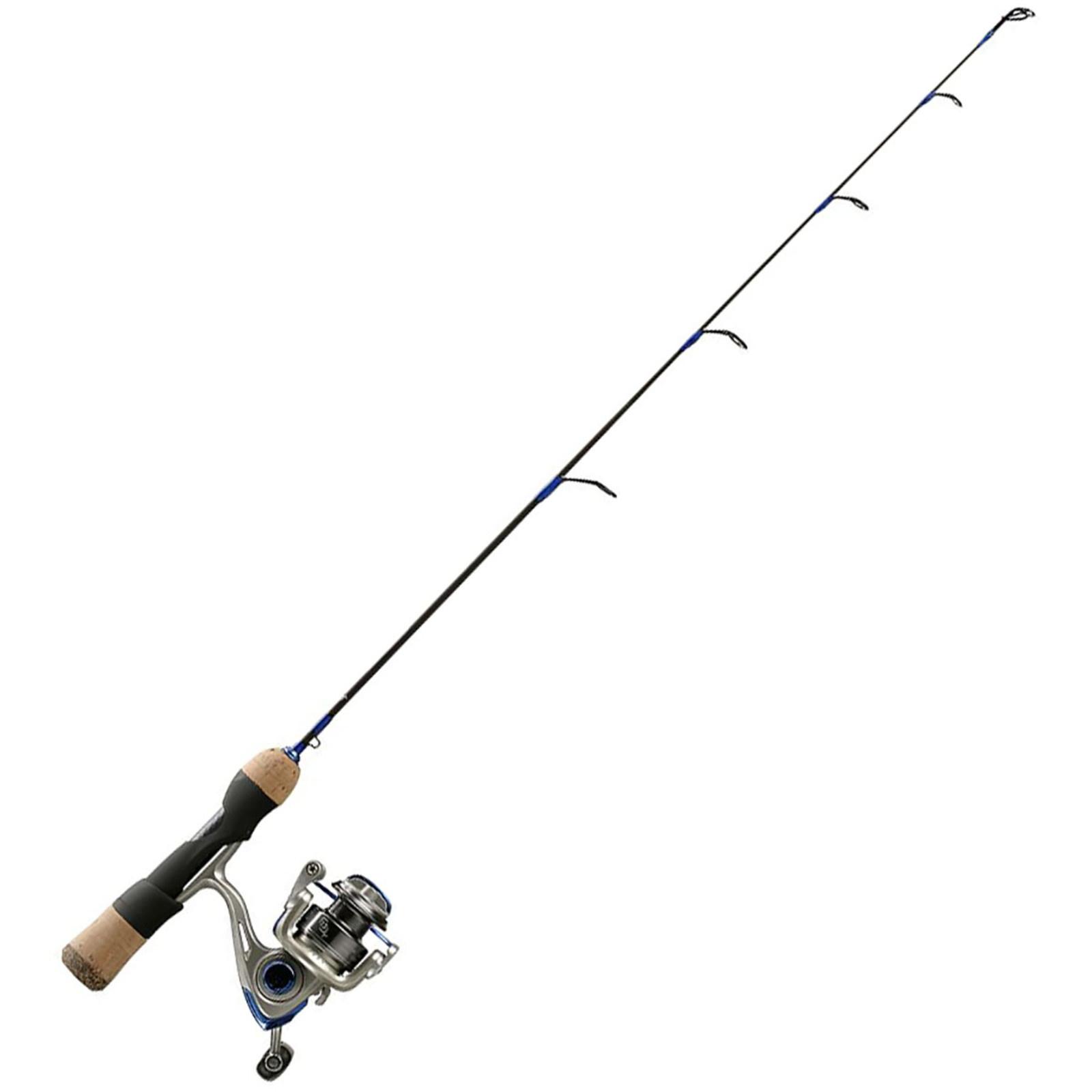 13 Fishing 13 Fishing White Noise Ice Fishing Combo