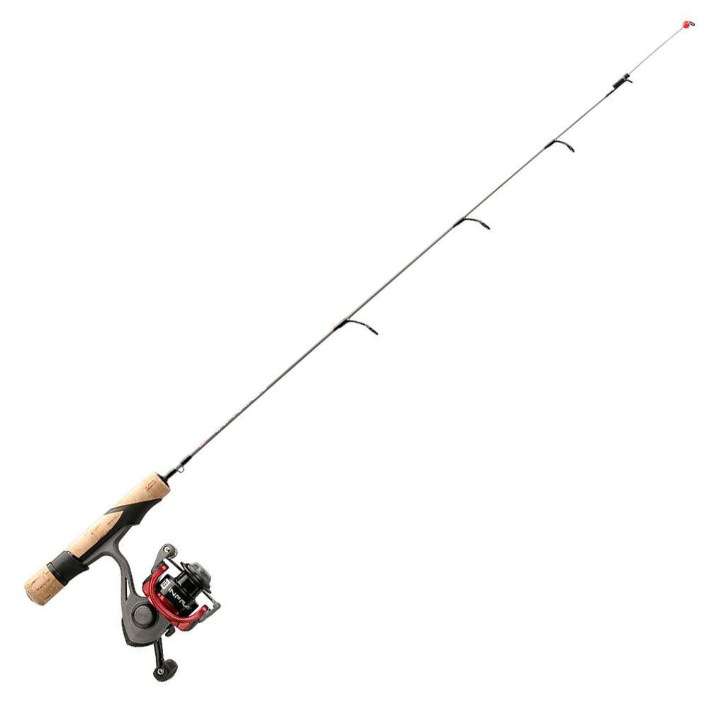 13 Fishing 13 Fishing Infrared Ice Combo
