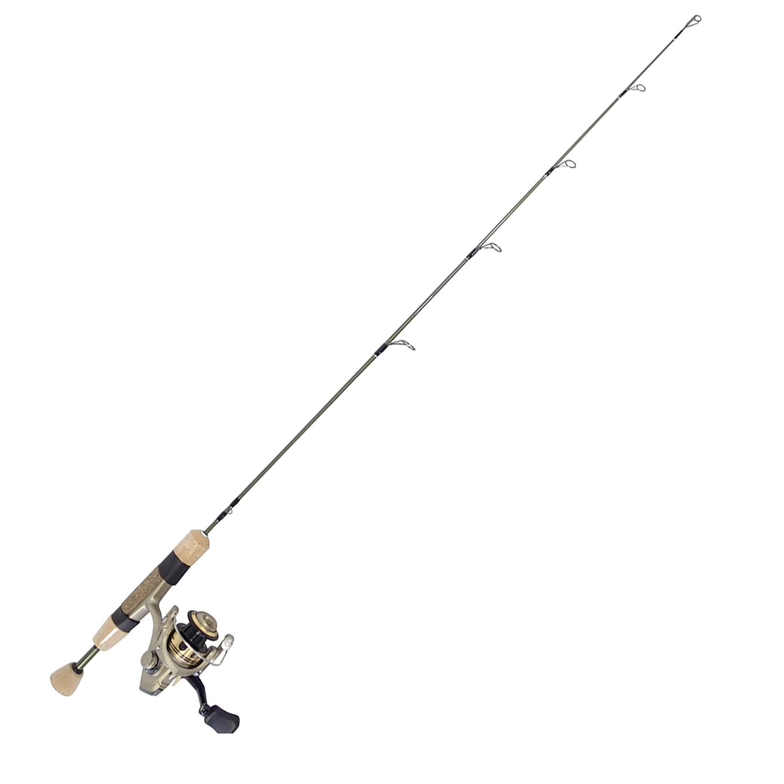 13 Fishing 13 Fishing Microtech Walleye Ice Combo