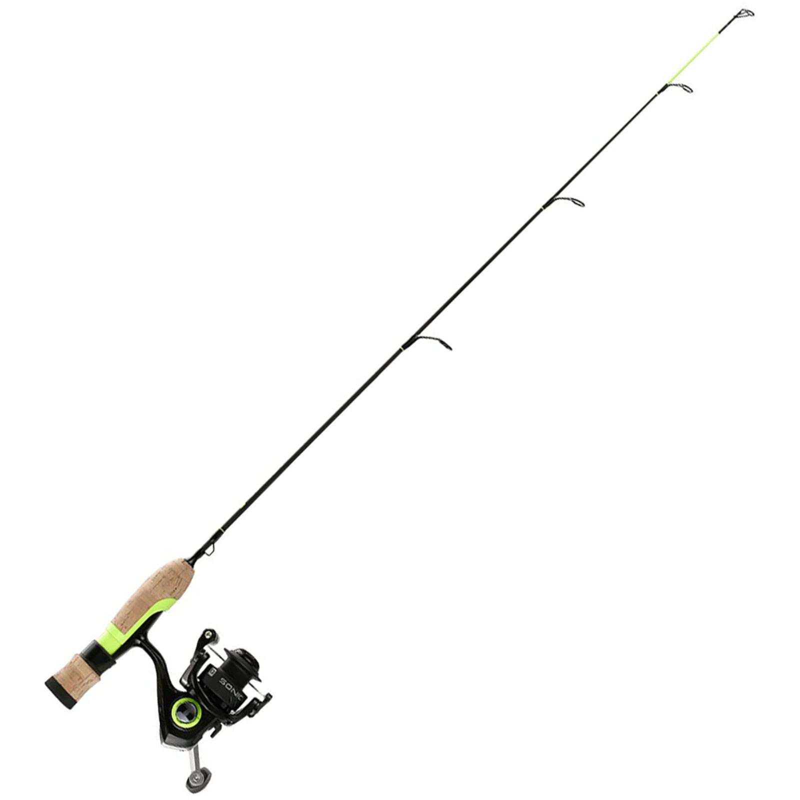 13 Fishing 13 fishing Sonicor Ice Combo
