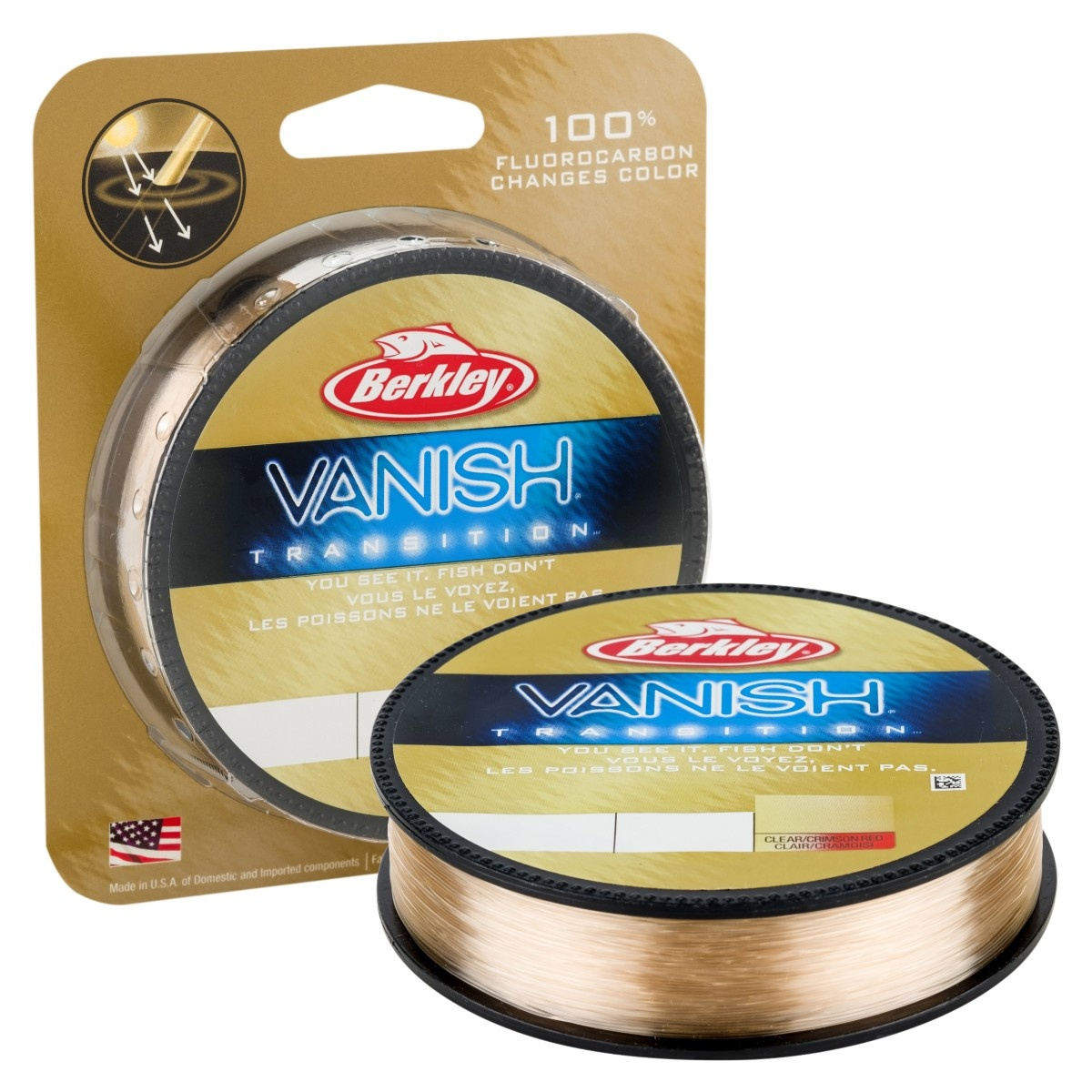 Berkley Berkley Vanish Transition Fluorocarbon