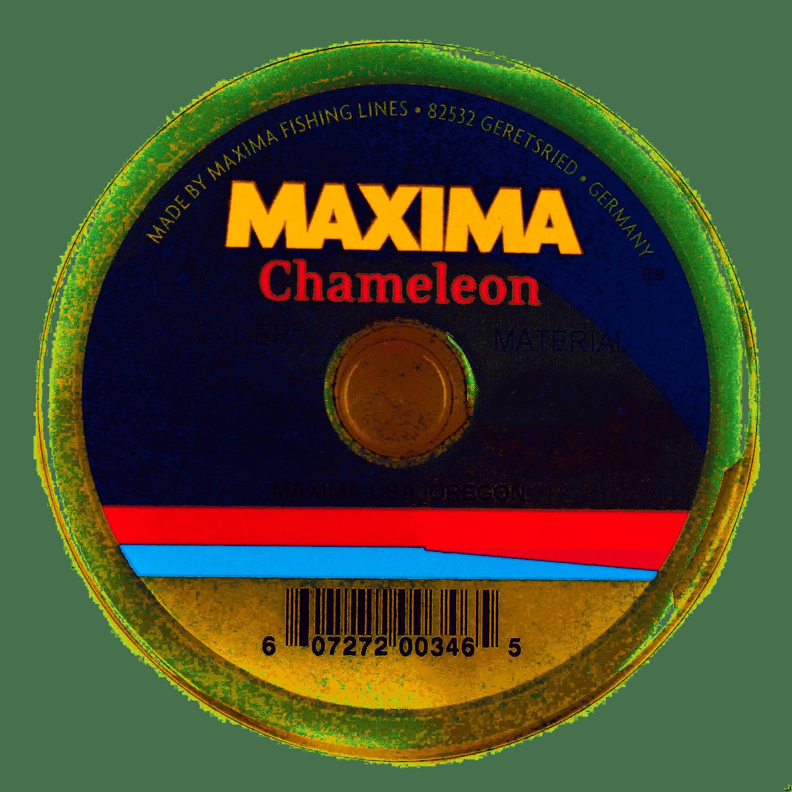 Maxima Maxima Chameleon Leader Material 27 Yards