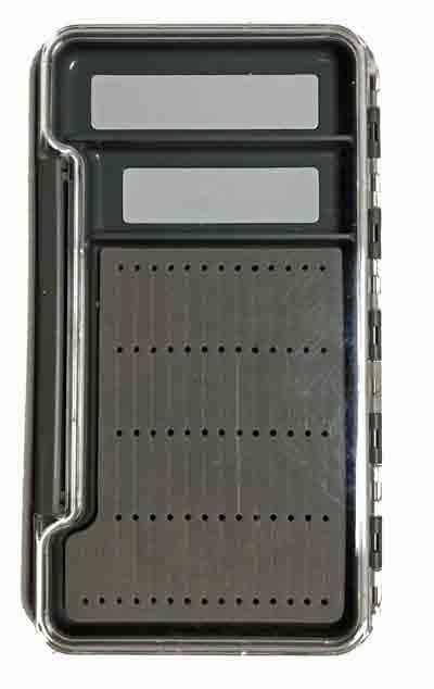 BTI Sports Slim Magnetic / Slotted Foam Streamer Fly Box 7 x4 inch