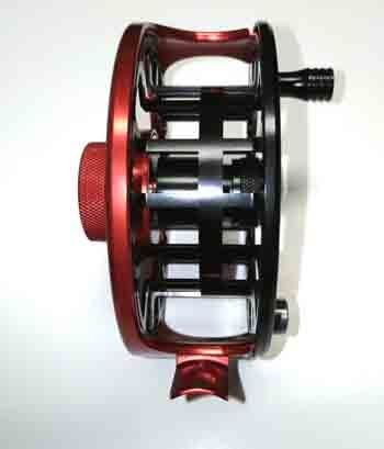Leichi PLATTE RIVER  Cutthroat Fly Reel 5/6 with Line