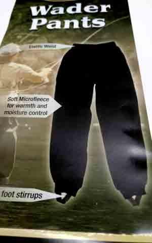 Proline Proline Wader Pants M/L
