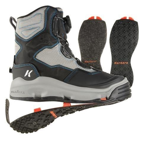Korkers Korkers Women's Darkhorse Wading Boot