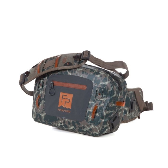 Fishpond Fishpond Thunderhead Submersible Lumbar Riverbed Camo