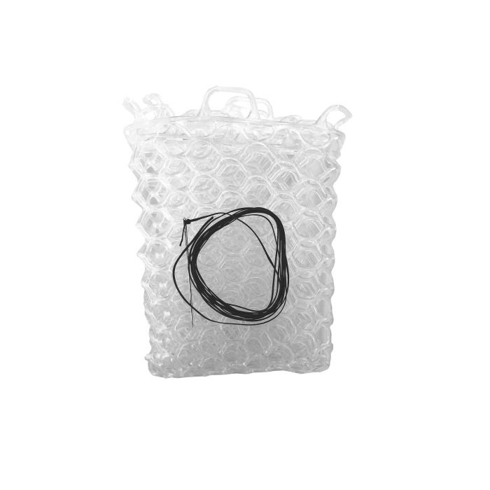 "Fishpond Nomad Replacement Rubber Net - 12.5"" Clear"