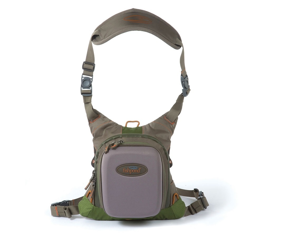 Fishpond Fishpond Savage Creek Chest Pack - Cutthroat Green