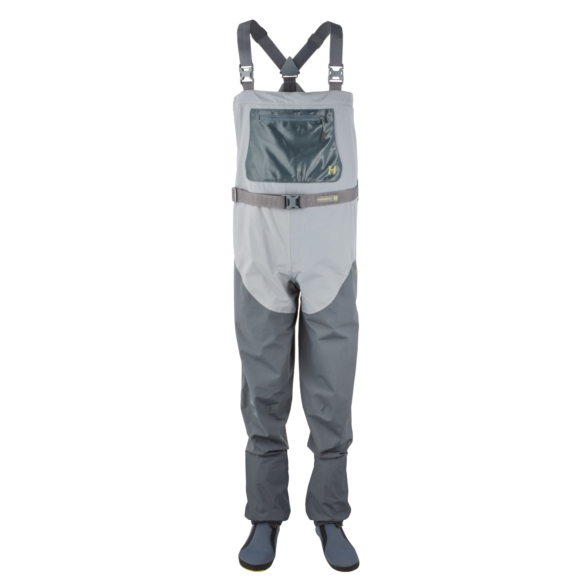 Hodgman Hodgman H4 Stocking Foot Chest Waders Storm Grey/Charcoal