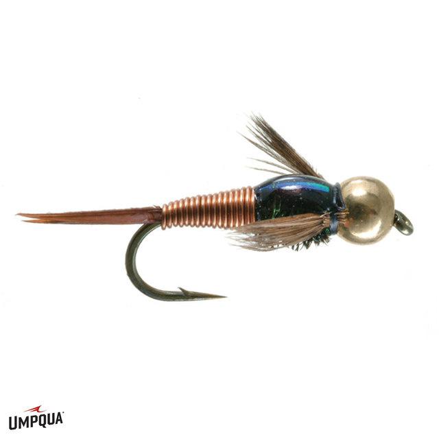 Umpqua Copper Johns