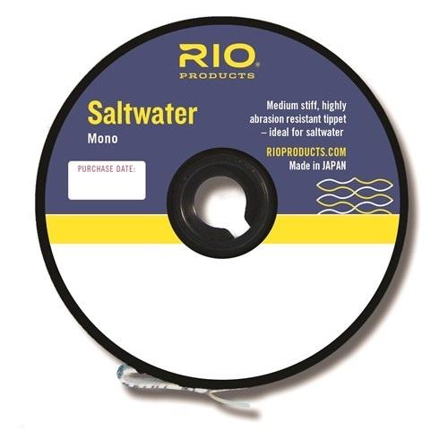 RIO RIO SALTWATER NYLON TIPPET 30YD 8LB