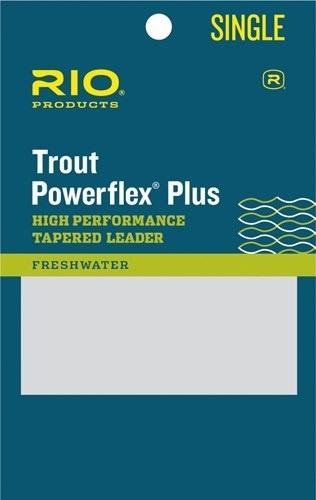 RIO Rio Powerflex Plus 9Ft Leader 2-Pack