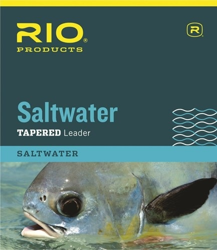 RIO Rio Saltwater Tapered Leader 10'