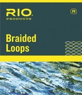 RIO RIO BRAIDED LOOPS REGULAR LINES 3-6 4 PAK