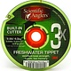 Scientific Anglers Scientific Anglers Freshwater Tippet Clear 30 Meter With Cutter