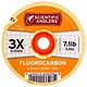 Scientific Anglers Scientific Anglers Fluorocarbon Tippet Freshwater/Saltwater Clear 30 Meters And Cutter