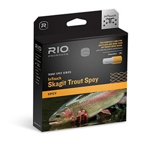 RIO Rio In Touch Skagit Trout Spey