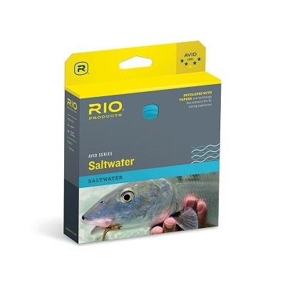 RIO Rio Avid Saltwater WF7F Sandy Blue