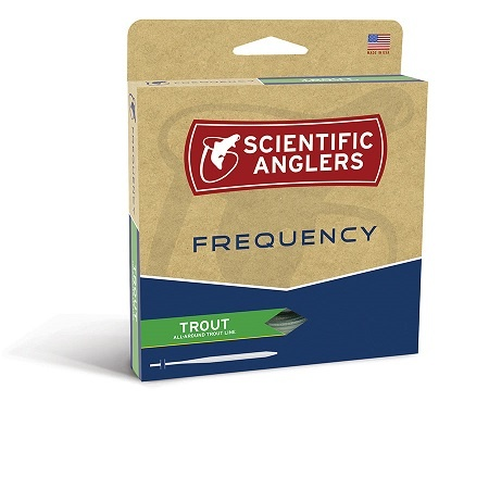 Scientific Anglers Scientific Anglers Frequency Trout Floating Fly Line Bucksin Color