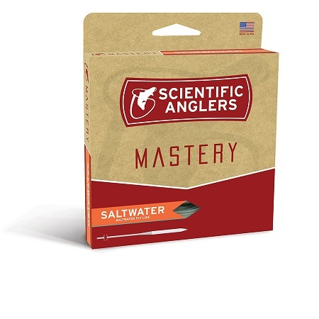 Scientific Anglers Scientific Anglers Mastery Saltwater Floating Fly Line Sunrise/Light Blue