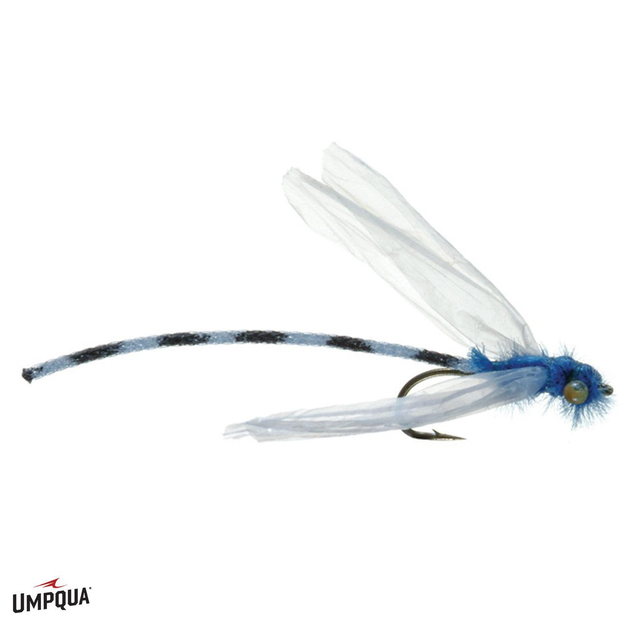Umpqua Adult Damsel Flies