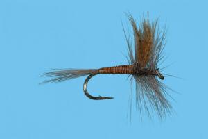 Umpqua Red Quill