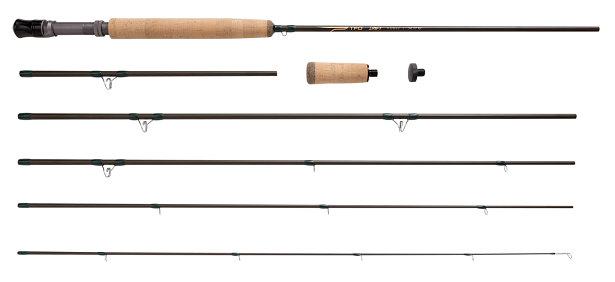 Temple Fork Outfitters TFO Drift Rod 3wt 9' 6 Piece