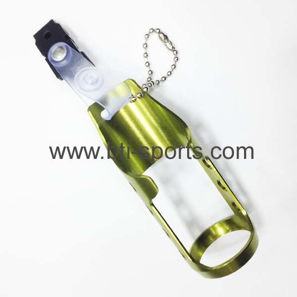 BTI Sports BTI-09E-089 BTI Green Alum Btl Holder