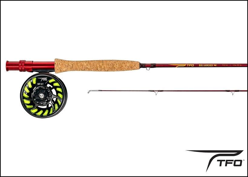 Temple Fork Outfitters TFO Bug Launcher NXT Combo