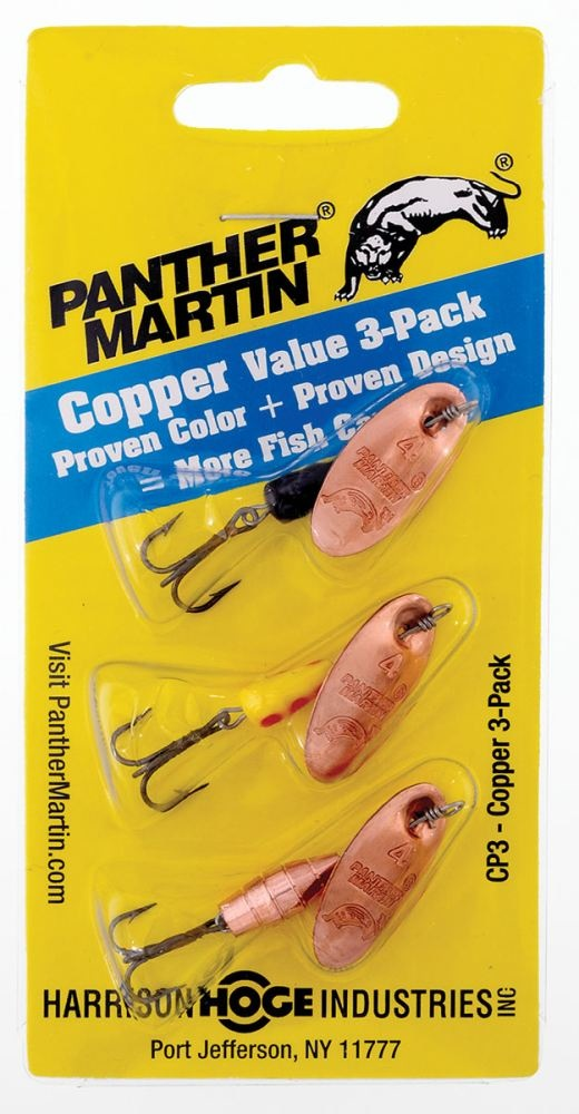 Panther Martin Panther Martin Copper Value Pack