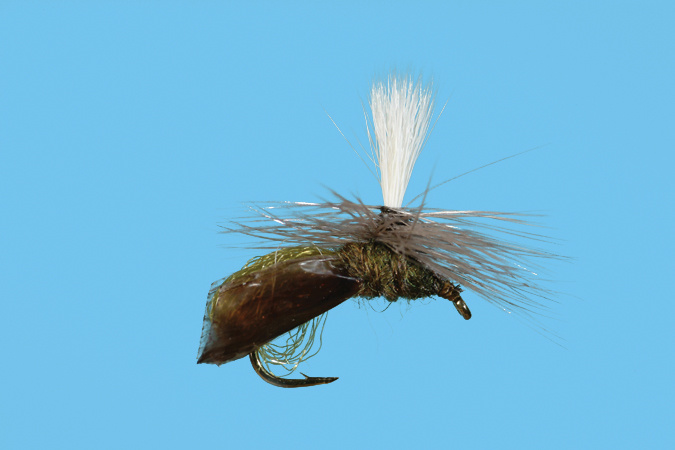 Solitude Para Caddis Emerger 14