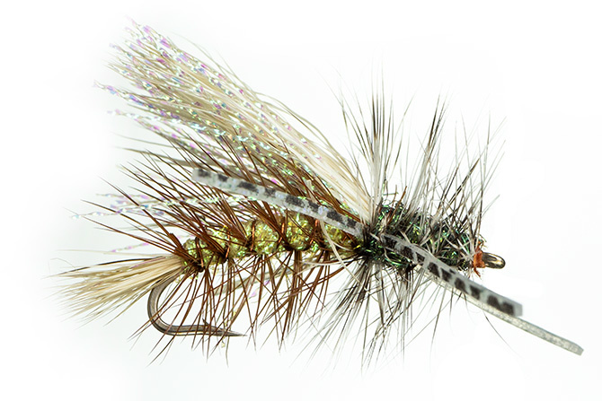 Montana Fly Stimi-Silverman Crystal