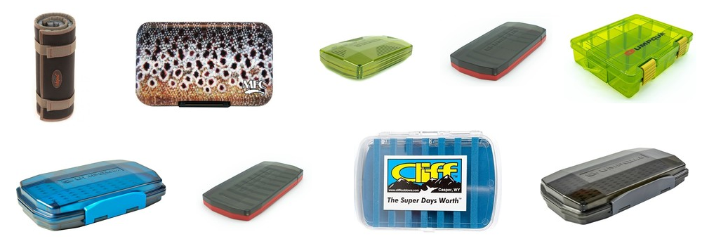 Brand Fly Boxes
