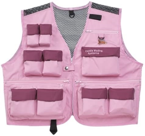 Caddis Caddis Wading Systems Women's Vest