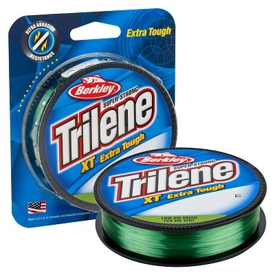 Berkley Berkley Trilene XT Low-Vis Green