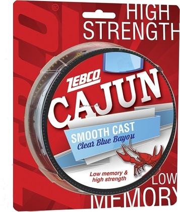 Cajun Cajun Smooth Cast Clear Blue