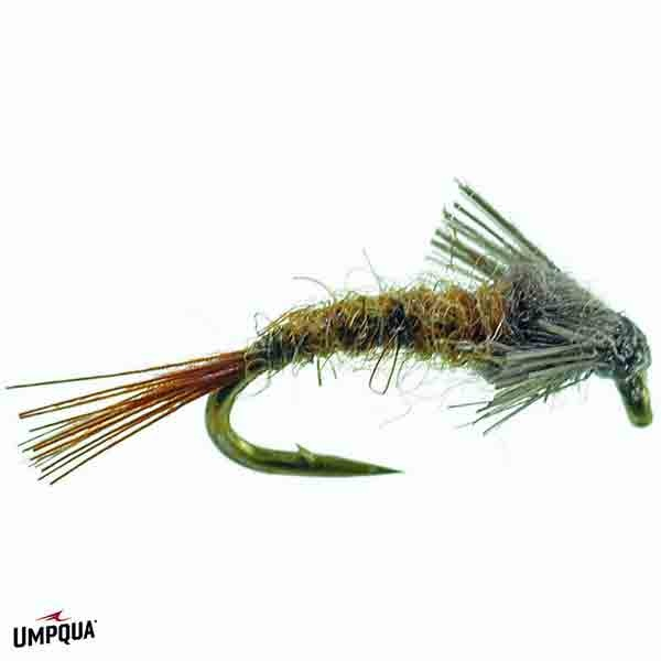 Umpqua Emerger Wet PMD Barr
