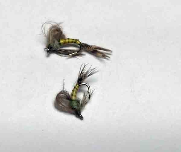 Solitude Fly Loup Wing Emerger