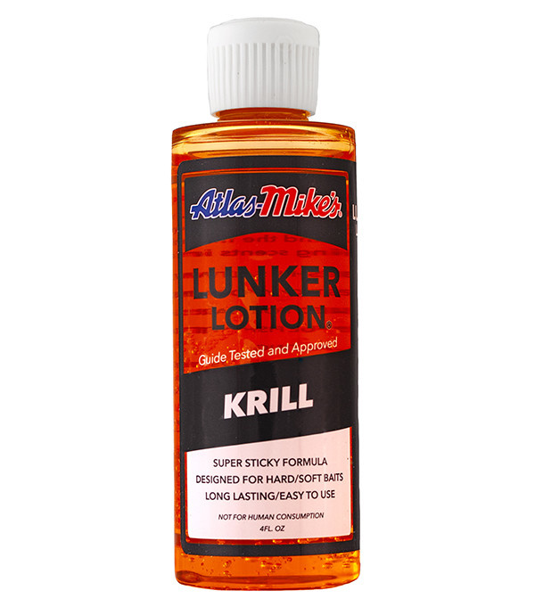 ATLAS-MIKE'S BAIT INC. Mike's Extra Strength Lunker Lotion 4oz