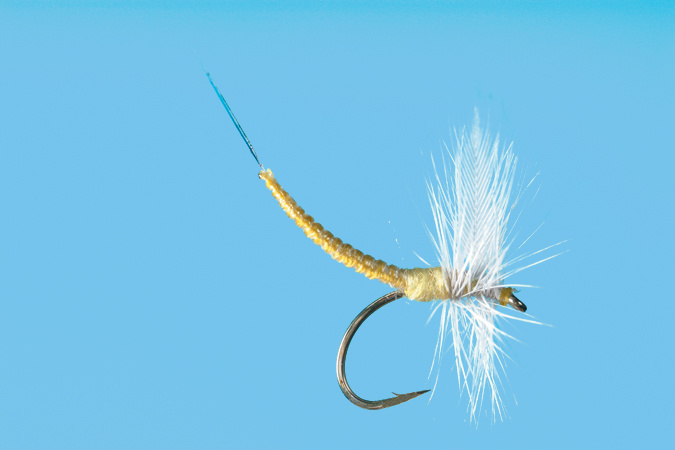 Solitude Fly PMD Extended Body Dun