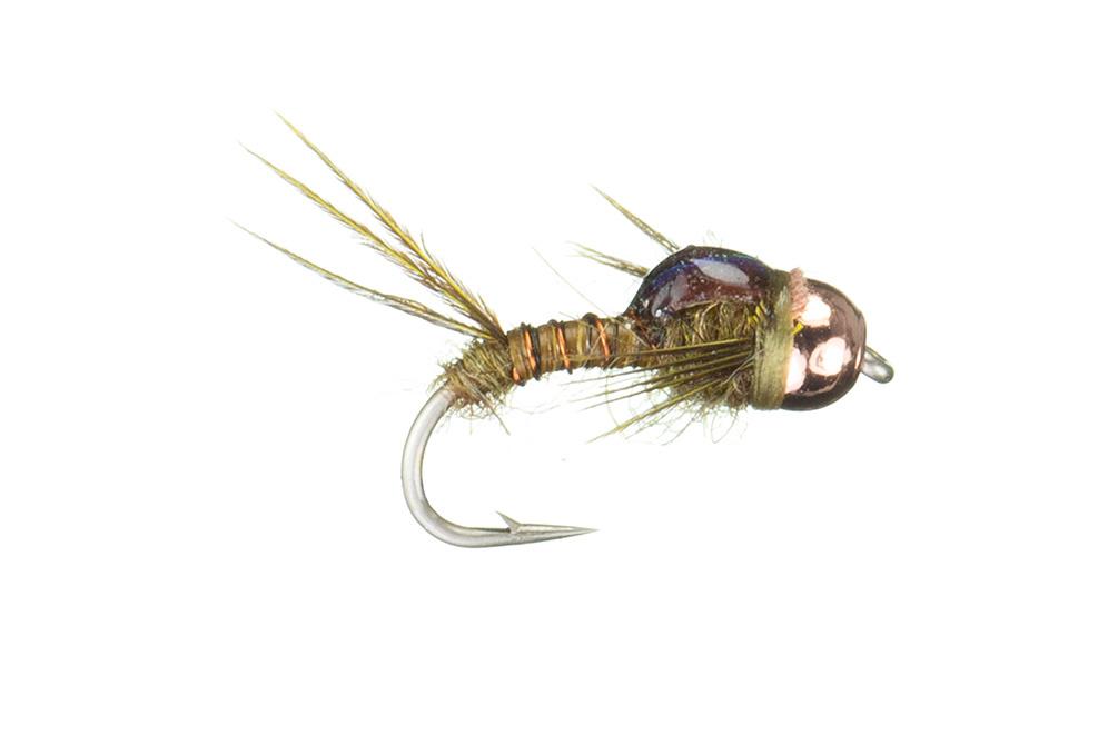 Micro Mayfly CB - Olive 16