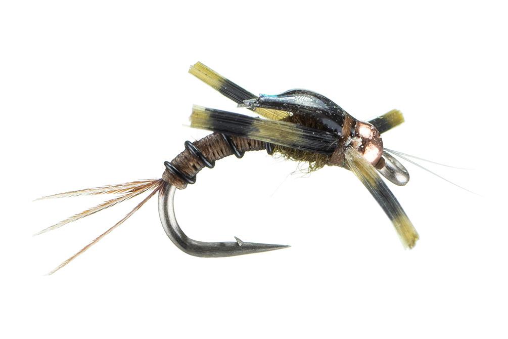Montana Fly Dunnigan's Panty Dropper Baetis